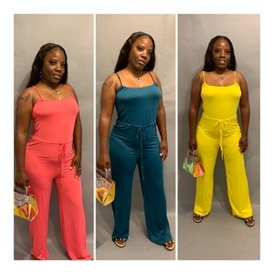 Other - Summer time  jumpsuit